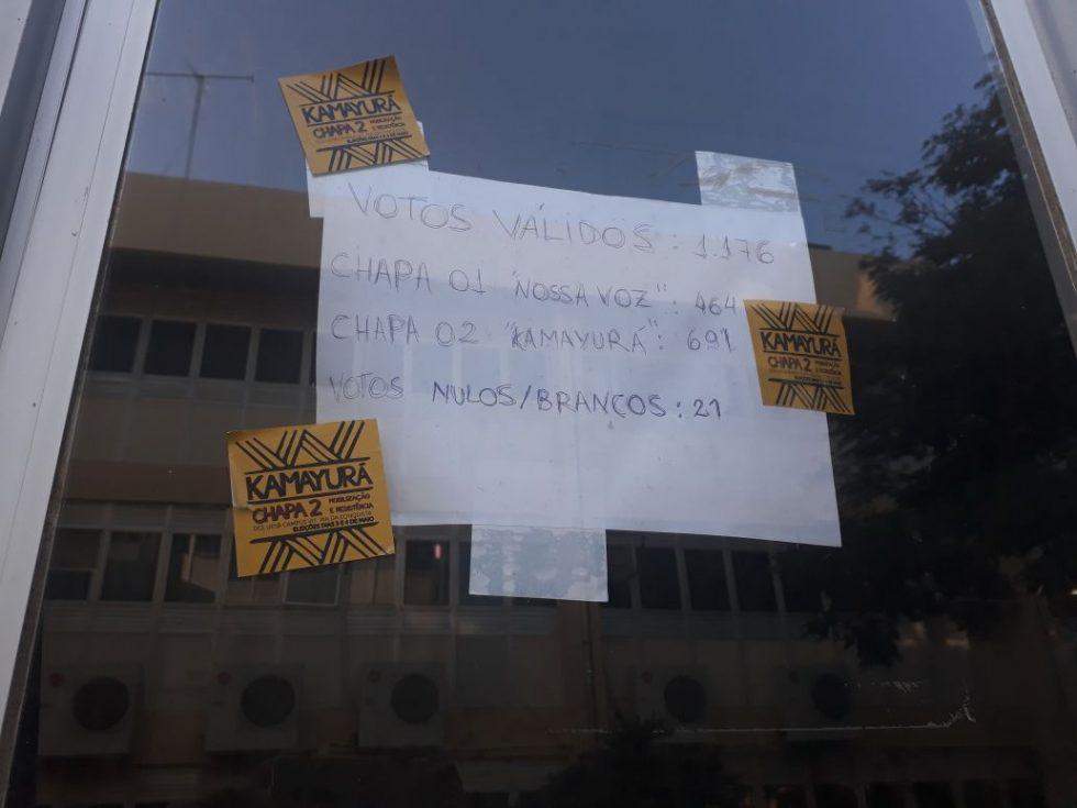 Chapa Kamayurá foi eleita com 200 votos a mais do que a sua concorrente ao pleito