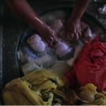 História de lavadeira