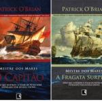 As aventuras literárias de O'Brian