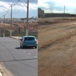 Moradores das zonas Sul e Oeste de Conquista reclamam da demora na conclusão da Avenida Perimetral