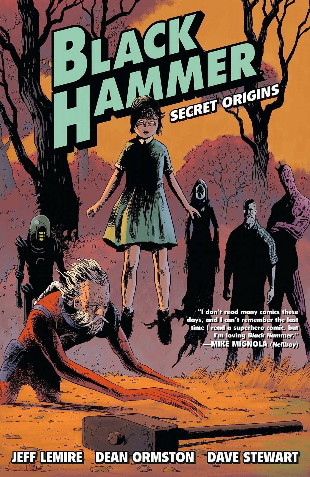 Black Hammer HQ
