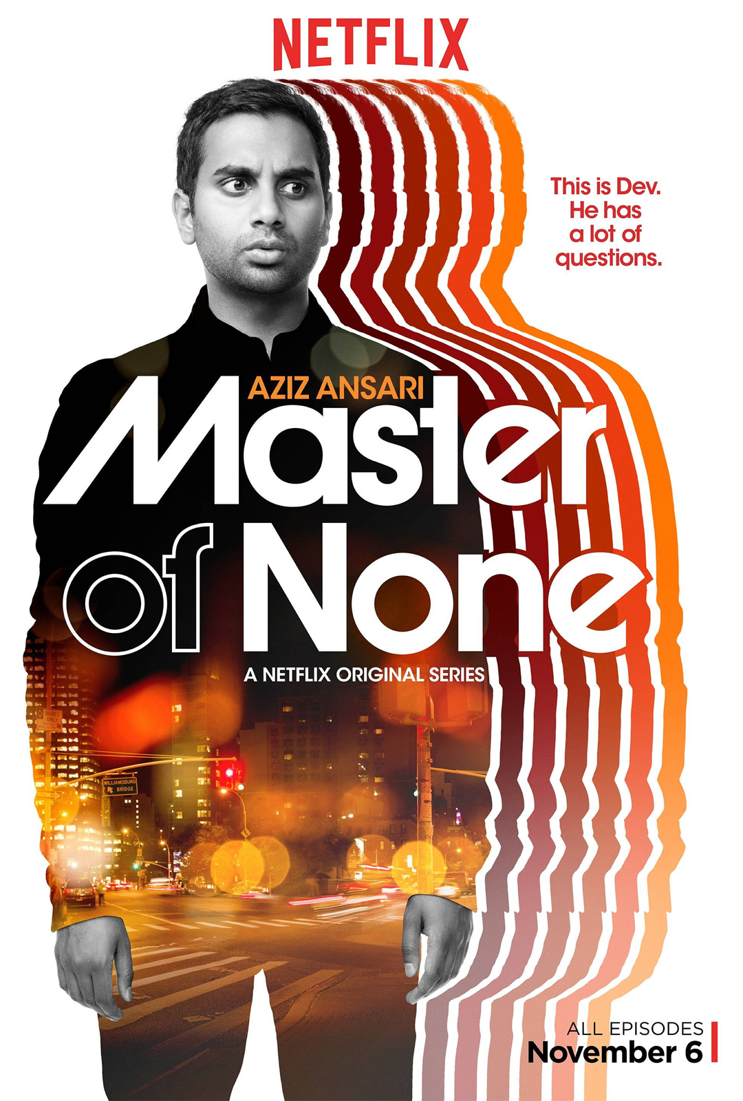 Master of None séries
