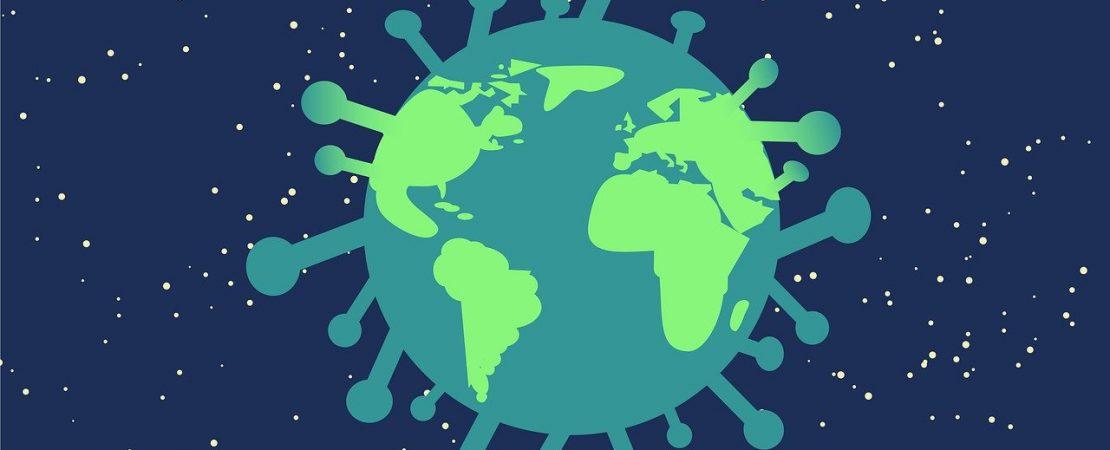 A trajetória da pandemia da covid-19 no Brasil e no mundo » Avoador
