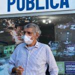 Em decreto, Herzem Gusmão mantém comércio aberto e ressalta as medidas de prevenção à covid-19