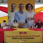 PCdoB realiza Convenção Eleitoral neste sábado (12)