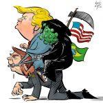A dependência dos EUA e a morte no Brasil