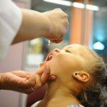 Campanhas contra a poliomielite e multivacinação são prorrogadas até 30 de novembro