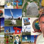 Allan de Kard e as obras no espaço público de Conquista