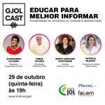 Grupo de pesquisa em Jornalismo da UFBA realiza debate sobre educação midiática nesta quinta-feira (29)