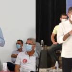 Rui Costa e ACM Neto participam de atos políticos em Conquista nesta sexta-feira (20)