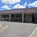 Hospital Esaú Matos está com 29 contas de energia atrasadas