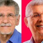 Herzem Gusmão e Zé Raimundo disputarão 2º turno das eleições