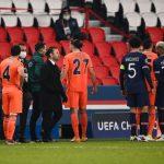 Racismo gera reação de jogadores em partida da Champions League