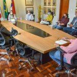 Sheila Lemos realiza reuniões nesta quarta-feira (17) para discutir a implementação do toque de recolher em Conquista