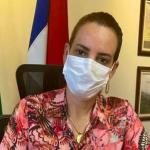 Prefeita de Conquista defende volta às aulas na modalidade presencial