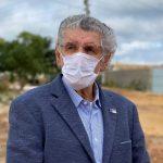 Estado de saúde do prefeito Herzem Gusmão piora em São Paulo
