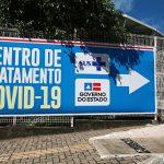 Governo da Bahia aluga contêiner para armazenar corpos de vítimas da covid-19