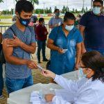 Conquista inicia mais uma etapa de vacinação dos profissionais da saúde nesta sexta-feira (19)