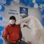 Seguem a aplicação da segunda dose da vacina em Conquista