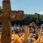 Luto: Brasil atinge mais de 400 mil mortos por covid-19 nesta quinta (29)