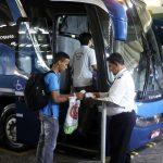 Transporte intermunicipal estará suspenso durante o São João