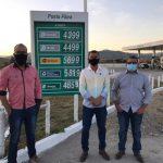 Gasolina vendida em Conquista é mais cara do que a de  Itambé e Itapetinga, aponta investigação da Câmara de Conquista
