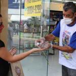 Com mais de 500 mortos por covid-19, a Prefeitura de Conquista amplia o horário de abertura do comércio de rua