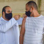 Acaba parte do lote de vacinas e Prefeitura de Conquista  encerra aplicação em três pontos