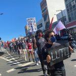 Conquista registra mais um protesto contra Bolsonaro neste sábado (03)