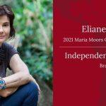 Jornalista Eliane Brum é uma das vencedoras dos Prêmios Maria Moors Cabot 2021 nos Estados Unidos