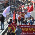 Sábado marcado por protestos nas ruas de Conquista contra o governo do presidente Jair Bolsonaro