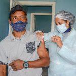 Somente a zona rural de Conquista recebe a 1ª dose da vacina nesta quinta (05) e continua a aplicação da 2ª dose na cidade