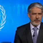 Jornal Nacional dedica 30 minutos sem intervalo para criticar discurso de Bolsonaro na ONU